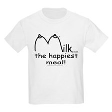 the happiest meal Kids T-Shirt