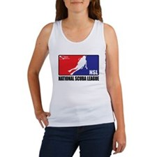 Nat'l Scuba Women's Tank Top