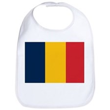 Chad Flag Bib