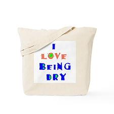 Baby Talk Tote Bag