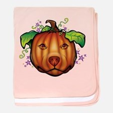 The Great Pupkin Infant Blanket