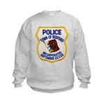 Bedford Mass Police Kids Sweatshirt