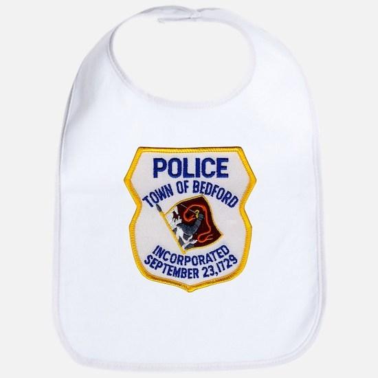 Bedford Mass Police Bib