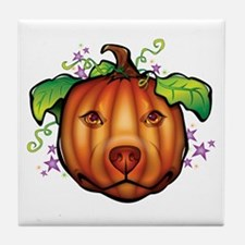 The Great Pupkin Tile Coaster