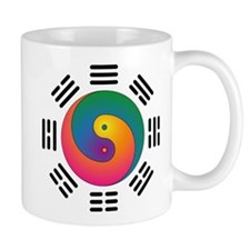 Spectral Yin-Yang Mug
