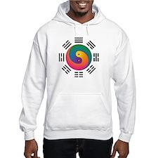Spectral Yin-Yang Hoodie