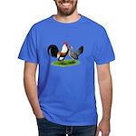 Dutch Cream Light Brown Banta Dark T-Shirt