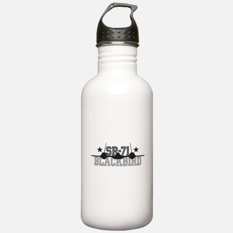 SR-71 Blackbird Water Bottle