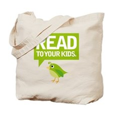 Cute Read To Your Kids Tote Bag