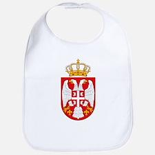 Serbian Coat of Arms Bib