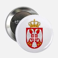 "Serbian Coat of Arms 2.25"" Button (10 pack)"