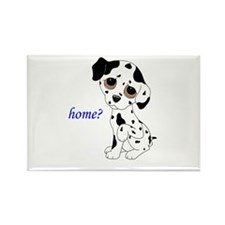 Home? Rectangle Magnet