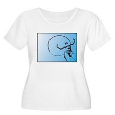 Hooper Girl (Blue) T-Shirt