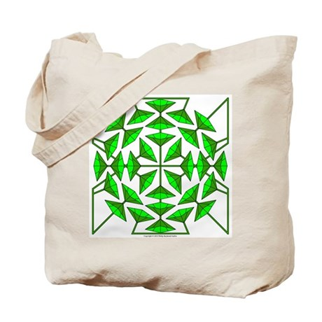 Eclectic Flower 133 Tote Bag