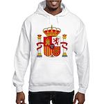 Spain Coat of Arms Hooded Sweatshirt