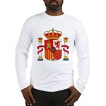 Spain Coat of Arms Long Sleeve T-Shirt
