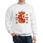 Spain Coat of Arms Sweatshirt