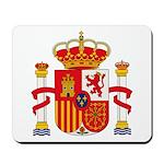 Spain Coat of Arms Mousepad