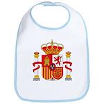 Spain Coat of Arms Bib