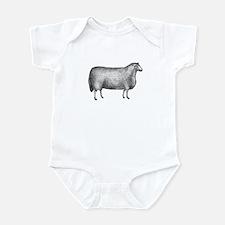 Sheep Design 1 Infant Bodysuit