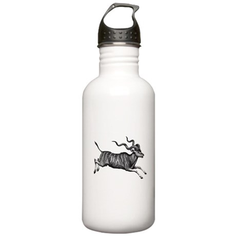 Greater Kudu Stainless Water Bottle 1.0L