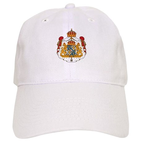Swedish Coat of Arms Cap