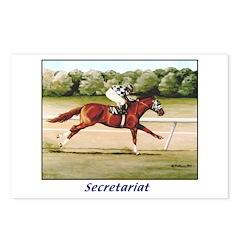 Secretariat Postcards (Package of 8)