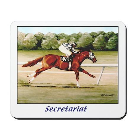 Secretariat Mousepad