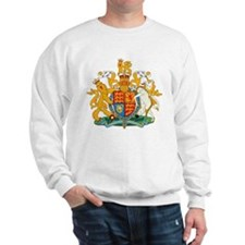 British Coat of Arms Sweatshirt