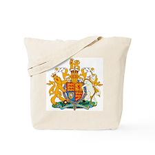 British Coat of Arms Tote Bag