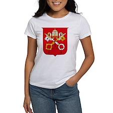 Vatican Coat of Arms Tee