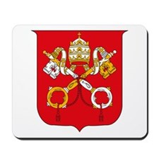 Vatican Coat of Arms Mousepad