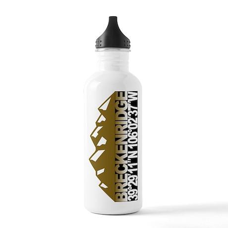 Breckenridge Colorado Stainless Water Bottle 1.0L