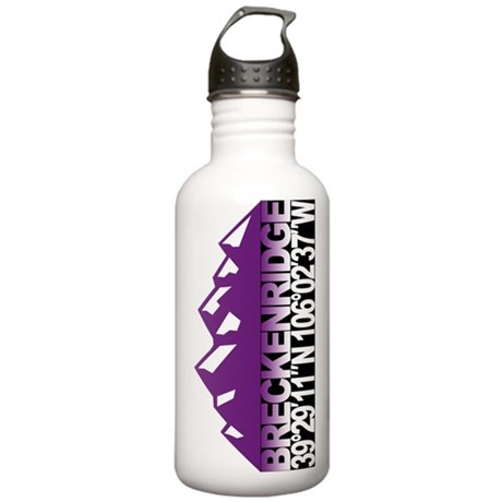 Breckenridge Colorado Stainless Water Bottle 1.0L