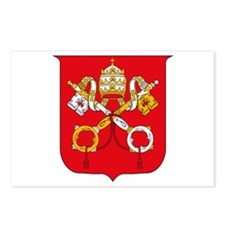 Vatican Coat of Arms Postcards (Package of 8)
