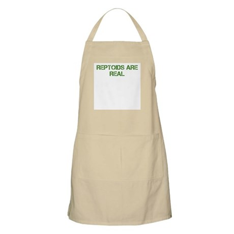 Reptoids are Real Apron