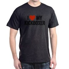I Love My Kickboxer T-Shirt