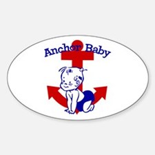 Anchor Baby Decal