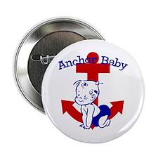 """Anchor Baby 2.25"""" Button"""