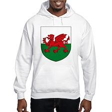 Welsh Coat of Arms Hoodie