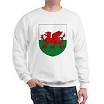 Welsh Coat of Arms Sweatshirt
