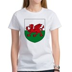 Welsh Coat of Arms Women's T-Shirt