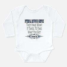 IRS Long Sleeve Infant Bodysuit