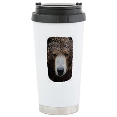 Grizly Travel Mug