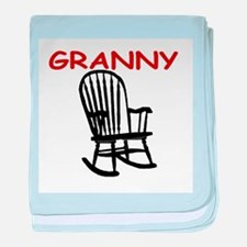 Granny Rocks Infant Blanket