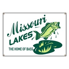largemouth bass Banner