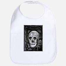 Skull Children Bib