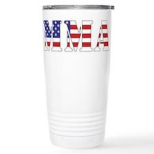 USA MMA Travel Mug