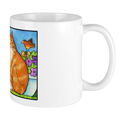 DANTE & FRIENDS Cat Lover Cocoa or Coffee Mug