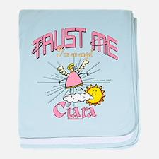 Angelic Ciara Infant Blanket